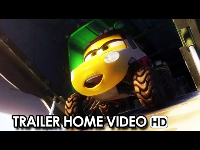 Planes 2: Missione antincendio Trailer Home Video Italiano (2014) - Disney Movie HD