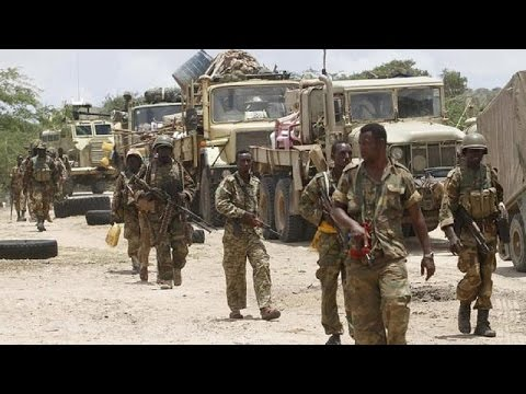 AU, Somali forces capture key town in central Somalia