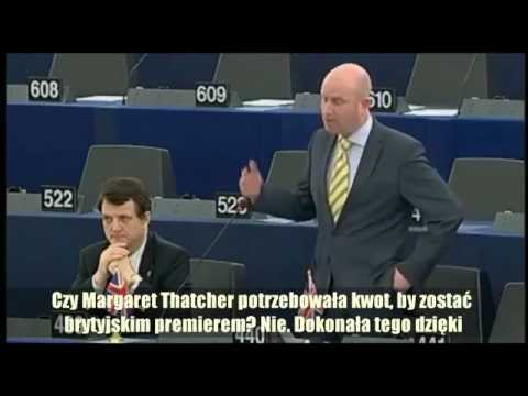 UKIP Paul Nuttall MEP - Job Quotas for Women are wrong, Jobs should always be on merit