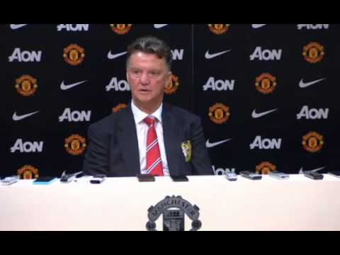 Louis van Gaal Reaction as Manchester United beat Everton 2-1