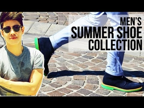SUMMER SHOE COLLECTION! ● MEN'S FASHION & STYLE | JAIRWOO