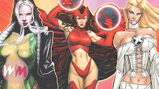 Top 10 Kickass Female X-Men