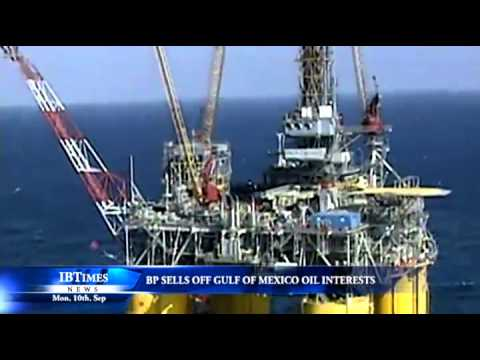 BP sells off Gulf of Mexico oil interests