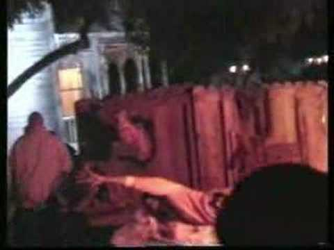 Halloween Horror Nights 2007 Part 4: Terror Tram 2