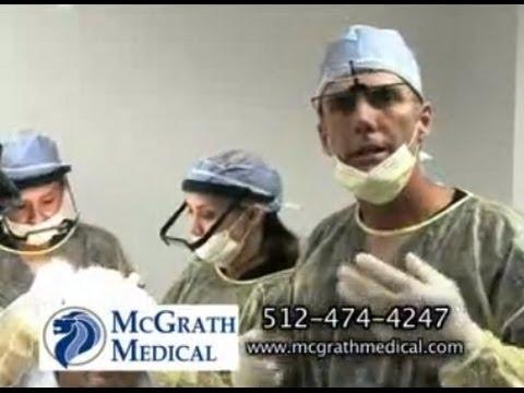 Vídeo de habla española con el Dr. McGrath