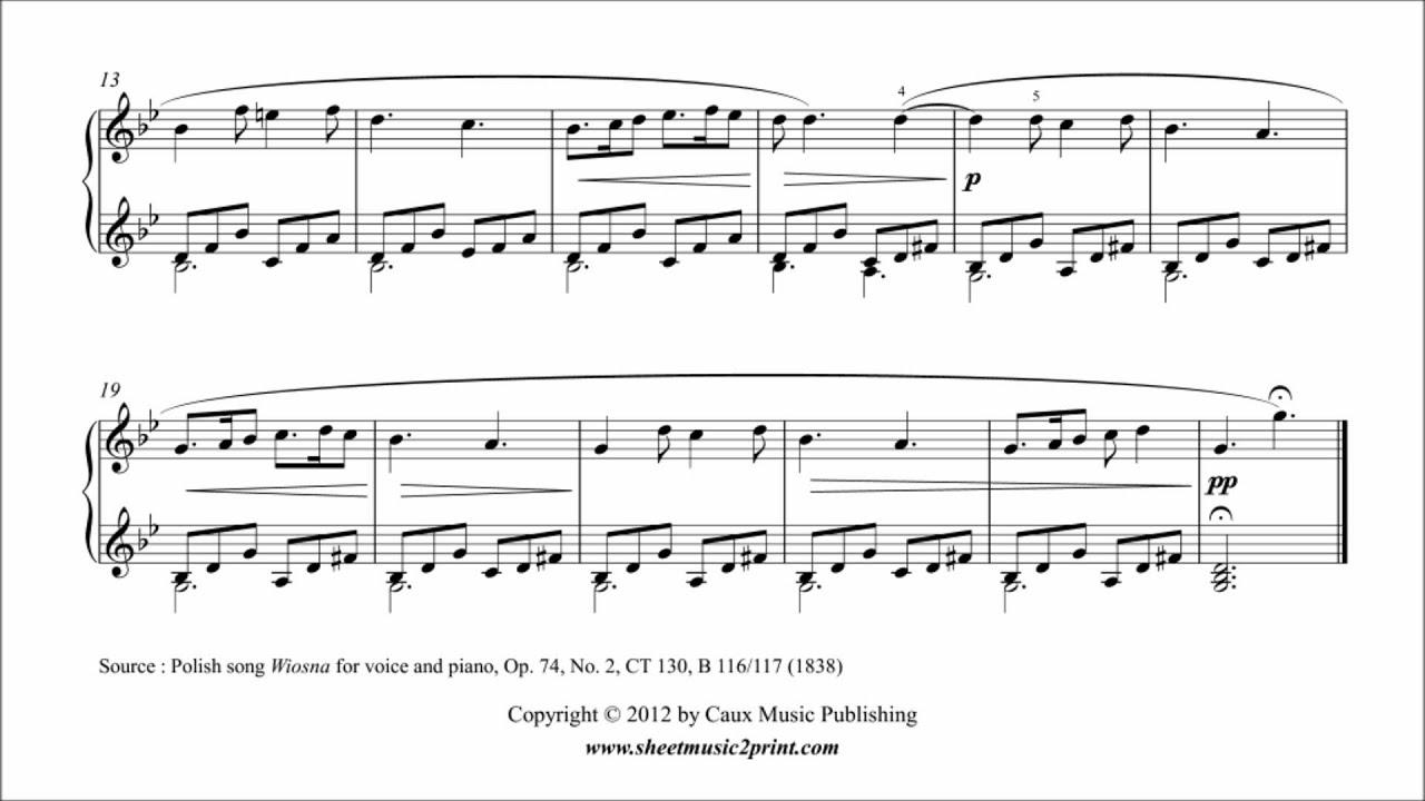chopin spring waltz mp3 free download