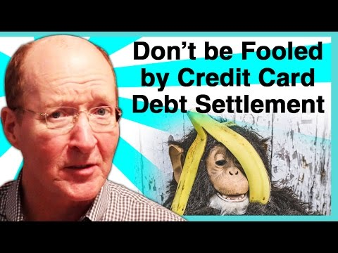 Tempted by Credit Card Debt Consolidation? Watch This Video. It Will Make You Think Twice.