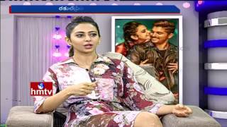 rakul-preet-singh-speaks-about-her-experience-with-allu-arjun-exclusive-interview-hmtv