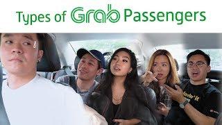 Types Of Grab Passengers