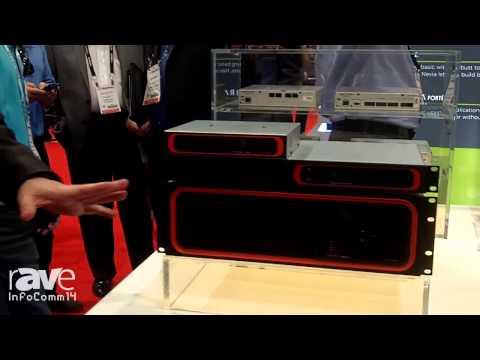 InfoComm 2014: Biamp Systems Tells Us About the TesiraFORTÉ 1RU Processor