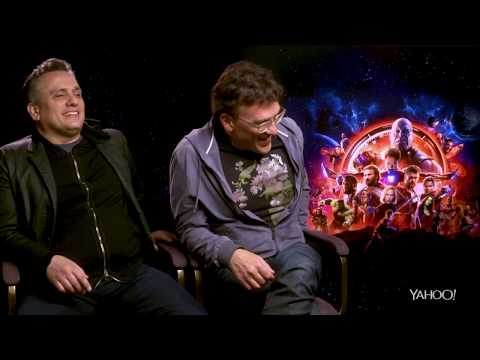 Avengers: Infinity War Interview With The Russo Brothers