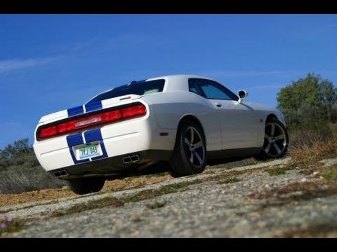 Dodge Challenger SRT8 392 HEMI - Special Edition ROAD TEST