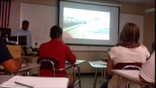 Funny persuasive speeches by students Video clip