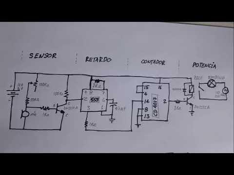 Interruptor con Aplausos, programable (Como se hace)