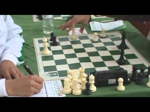 ENDCUT Zacatecas 2012 - Imágenes del Torneo de Ajedrez