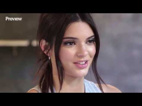 Kendall Jenner on Mom Jeans, Kim K, and the Canadian Suit