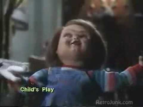 Child's Play is listed (or ranked) 50 on the list The Best R-Rated Horror Movies