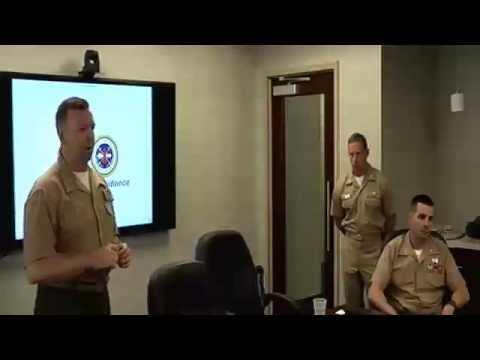 ARG/MEU Returning Commander Speaker Series