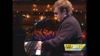 Watch Elton John Hearts Have Turned To Stone video