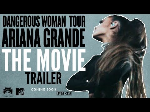 Dangerous Woman Tour: The Movie Trailer | Ariana Grande