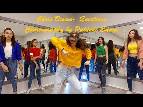 sayMyName Ghetto Babies/ Chris Brown- Questions/ Choreography by Palánki Edina