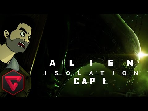 ALIEN: ISOLATION - TERROR EN EL ESPACIO #1 (Playthrough / Walkthrough Español)
