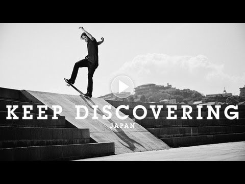 KEEP DISCOVERING JAPAN