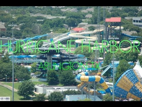 six flags hurricane harbor arlington tx