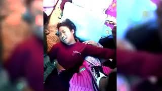 Lagi_remaja Lombok kesurupan Dewi Anjani
