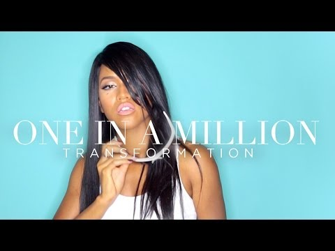 Aaliyah Transformation, One in a Million