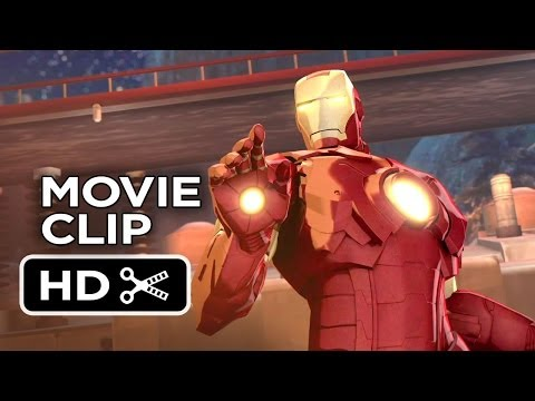 Iron Man & Hulk: Heroes United DVD CLIP #1 (2013) - Marvel Movie HD