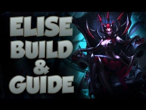 of Legends Elise Build
