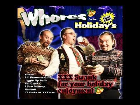 jiggle My Balls - Funt Cart - Whores For The Holiday's Album video