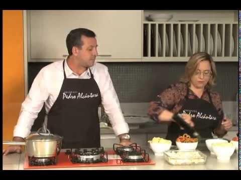 Gastronômico na Difratelli Fatto com Shirley Vaz Vedovate