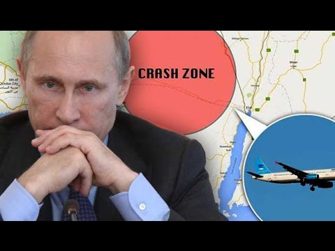 Russian Airliner Downed By Onboard ISIS Bomb, Putin Swears Vengeance