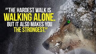 LONE WOLF - New Motivational Video Compilation