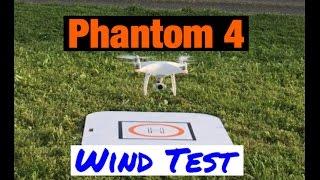 Phantom 4 - Best Tip For Flying Against The Wind - DON'T Do It!