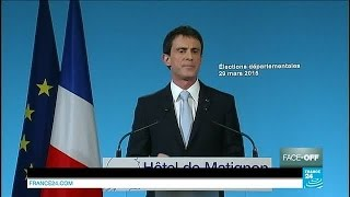 video Subscribe to France 24 now: bit.ly/France24Subscribe FACE-OFF : A victory for the opposition conservatives, a serious setback for the ruling socialists and a confirmation for the far-right...