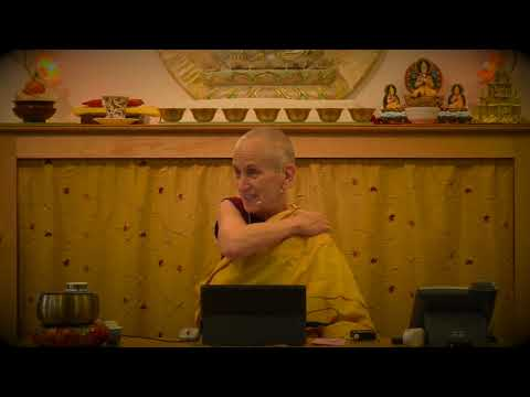 08 The Course in Buddhist Reasoning and Debate: Four Possibilities 09-07-17
