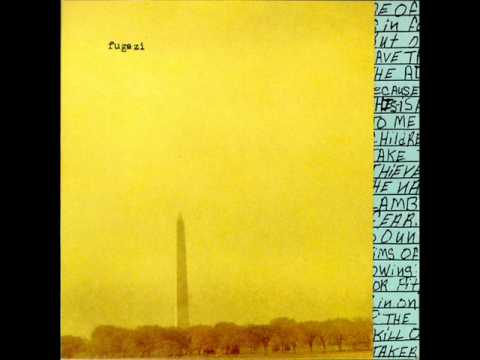 Fugazi - In On The Kill Taker [1993, FULL ALBUM]