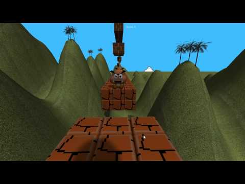 First Person Super Mario Bros. Unity 3D