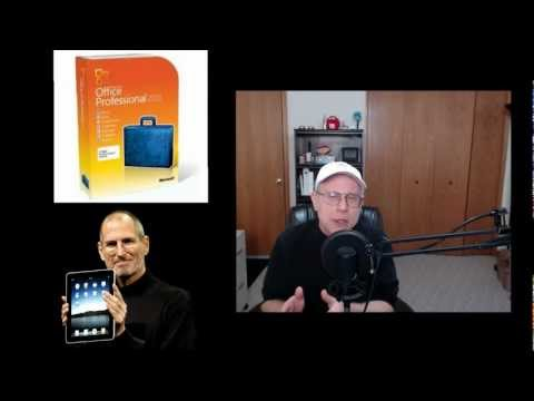 Do You Want Microsoft Office for iPad? - FrugalTech