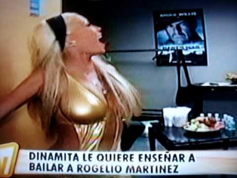 Dinamita en Escandalo TV