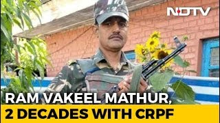 """""""Will Return And Get Home Built,"""" Soldier Killed In Pulwama Had Said"""