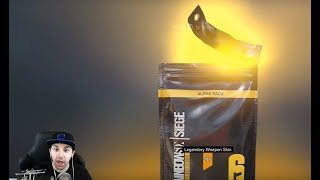 126 Alpha Pack Opening Grim Sky   460,800 Renown Spent! With Twitch Chat!
