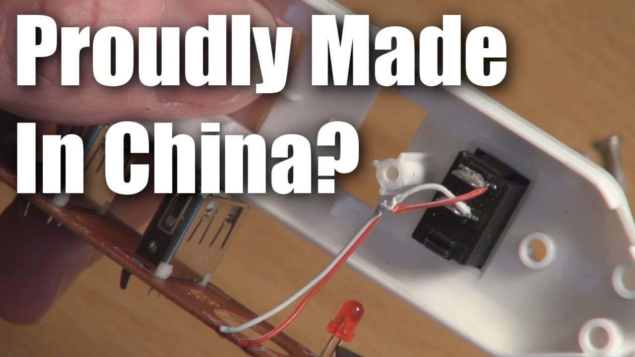 A really bad bit of Chinese electronics
