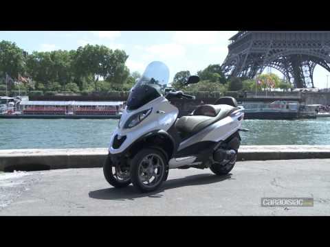 Essai Piaggio MP3 LT 500 ABS/ASR 2014