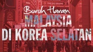 Rakyat Malaysia Terima Padah Kerja Di Korea Selatan, Akhirnya Jadi Buruh Haram