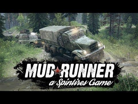 Spintires MudRunner   Приток Ангары
