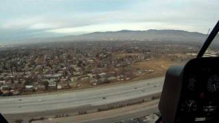 GoPro HD: Helicopter Tour of Boise, ID